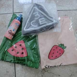 可愛水果造型上衣