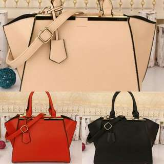 Woman fashion bags