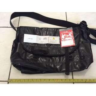 日本 Porter 郵差包 黑色