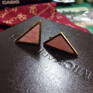 全新幾何耳環