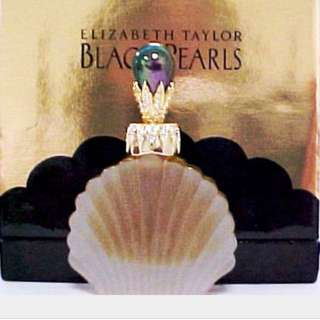 伊莉莎白泰勒 Black Pearls香水