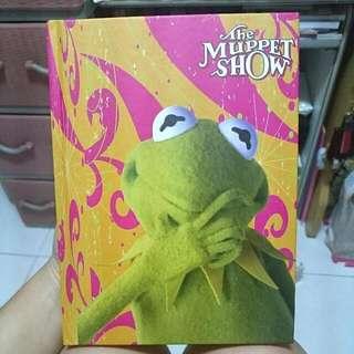 迪士尼精裝筆記本