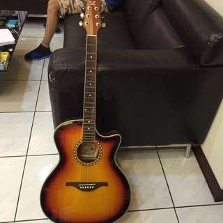 新手木吉他