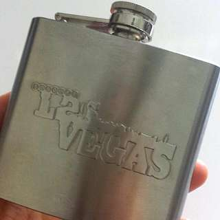 Liquor / Alcohol Flask