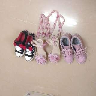 洗香香的鞋鞋
