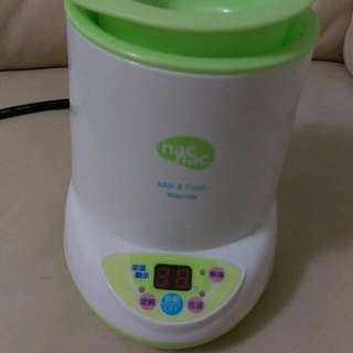 nacnac 溫奶機