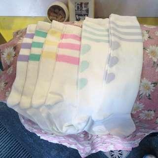 日本帶回的襪子