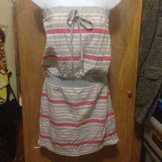 二手平口小洋裝 連身裙