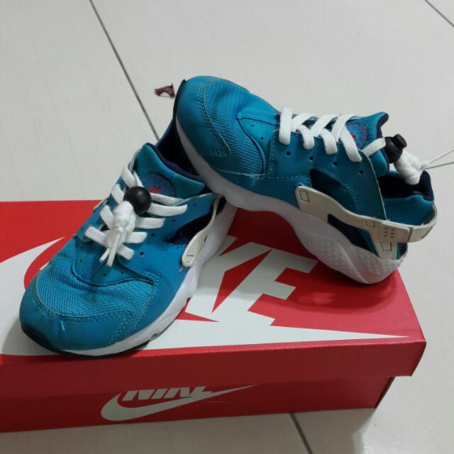 2015 NIKE童鞋新款HUARACHE  RUN (PS)