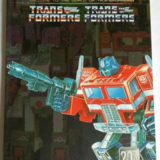 Transformers Collection Encyclopedia