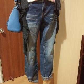 二手 男友褲
