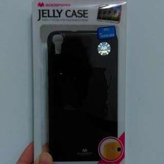 HTC Desire 820 保護殼(軟殼)------全黑色