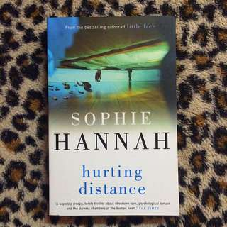 Sophie Hannah - Hurting Distance