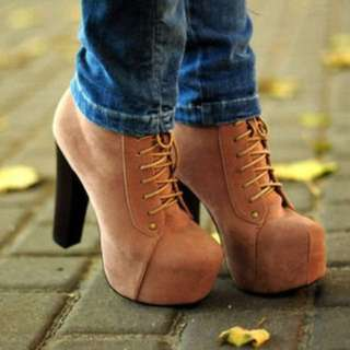 Ankle Booties JC Inspired
