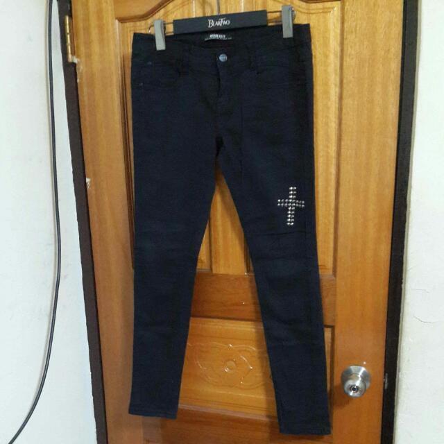 超激瘦日本專櫃長褲