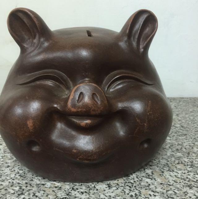 超大豬豬存錢筒