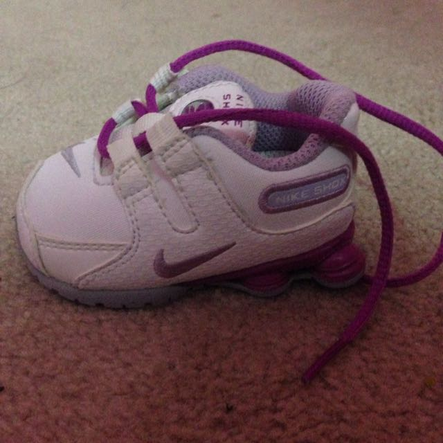 Adidas Baby Shox Size 2