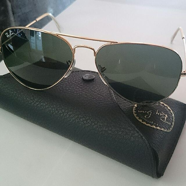 3498af5f8d2b7 Authentic Preowned Ray.Ban Aviator