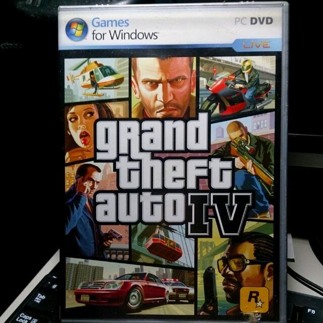 GTA IV 自由城 PC版
