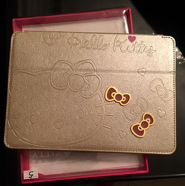 iPad Air 保護套(Hello Kitty)(已售出)