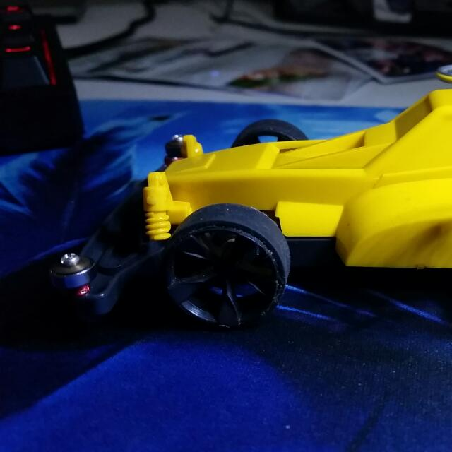Tamiya Mini 4wd Baja King Rtr