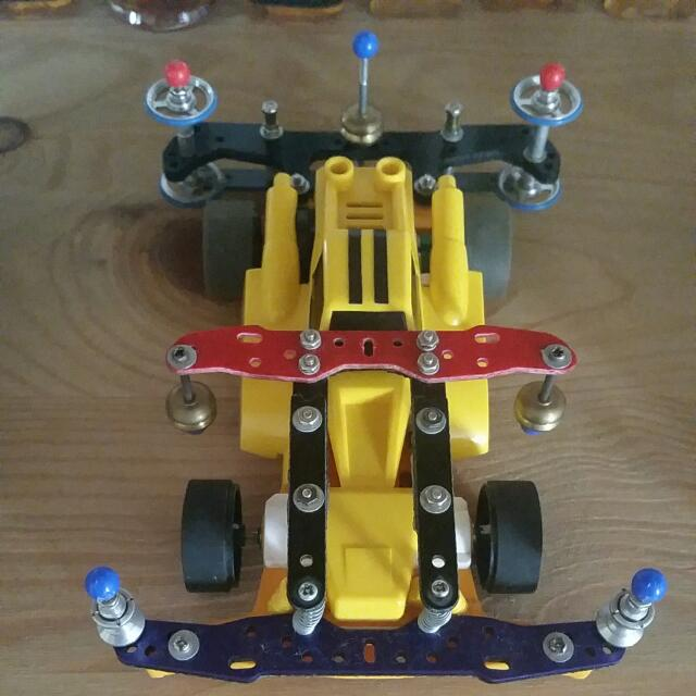 Tamiya Mini 4wd Rtr Baja King