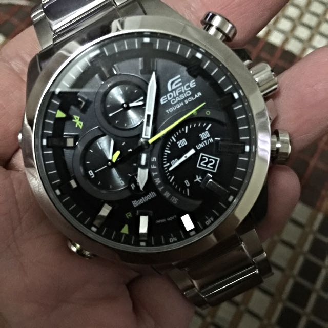 Urgent Casio Edifice Eqb 500 For Sale Electronics On Carousell