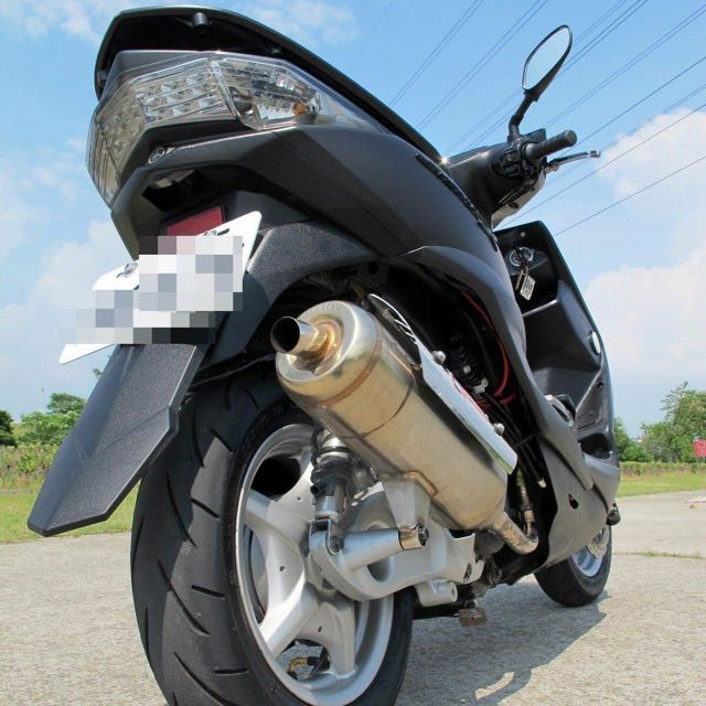 Yamaha 2012 消光黑 三代 勁戰