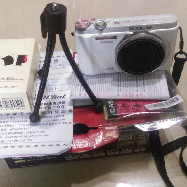 售相機Zr1500