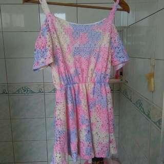 渲染小洋裝
