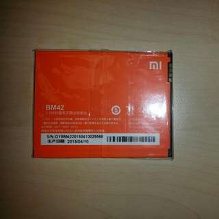 Redmi Note Battery