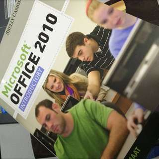 Microsoft Office 2010 (introductory)