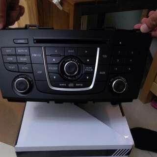 降→Mazda5原廠CD音響