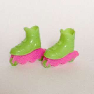 芭比的溜冰鞋