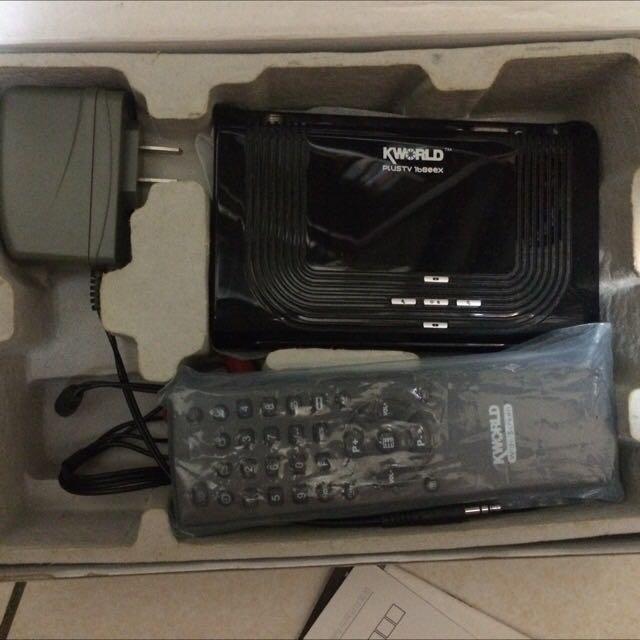 廣寰 電腦液晶螢幕變電視 電視盒 只要300