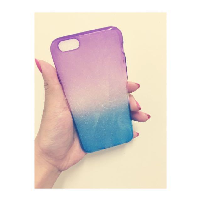 (含運)Iphone6 4.7寸漸層手機殼