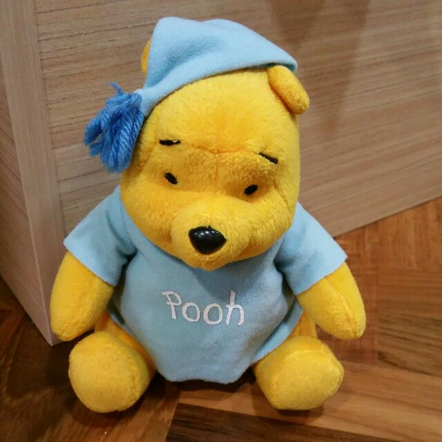 bb8221a3b165 Sleeping Tigger Winnie The Pooh Bear In Pajamas