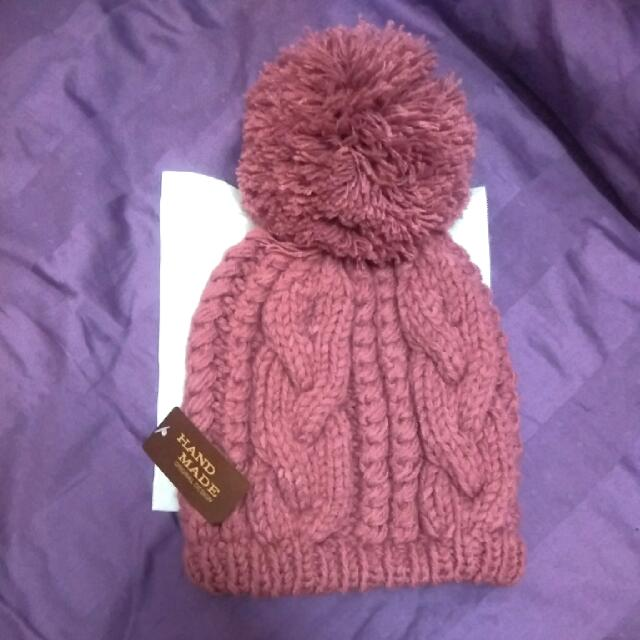 Winter Beanie (from Korea)