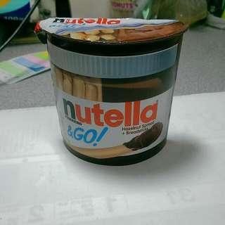 Nutella 巧克力棒