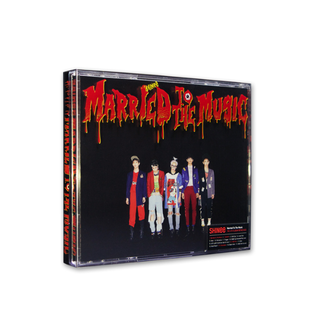 (LAST COPY Instock) SHINee- Married to music