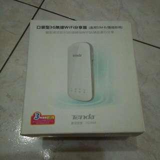 (保留)3G無線wifi分享器