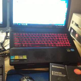 Lenovo Y500 Laptop Computer - RESERVED -
