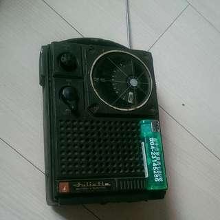 台灣早期配額廣播電器