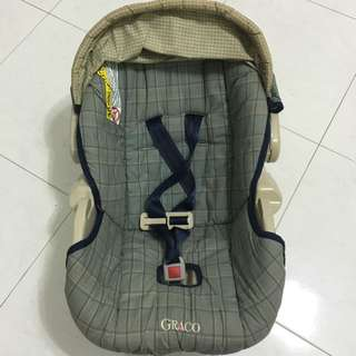 Graco Preloved Infant Car Seat