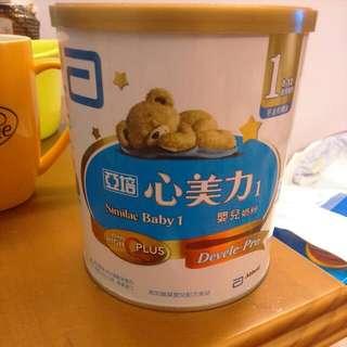 亞培嬰兒奶粉0~12個月
