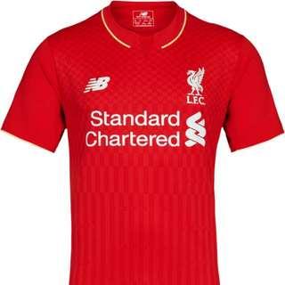 Liverpool Home Kit 2015/2016