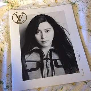 LV THE BOOK 2014-9月~2015-3月 秋冬系列