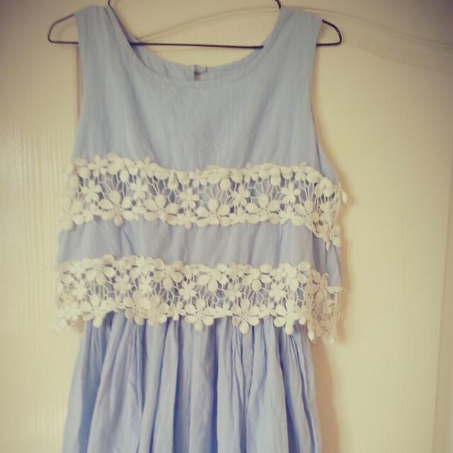 超美蕾絲洋裝