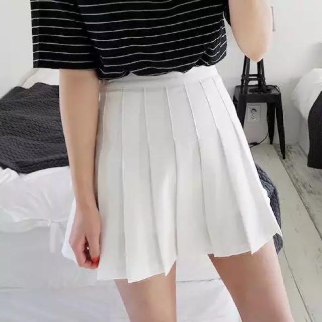 🔸全新含運🔸百摺短裙(短褲內裏)