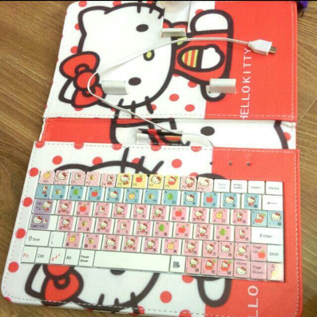🌹手機鍵盤 Hello Kitty聊天神器🌹